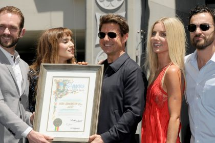 Tom Cruise, Sofia Boutella, Annabelle Wallis