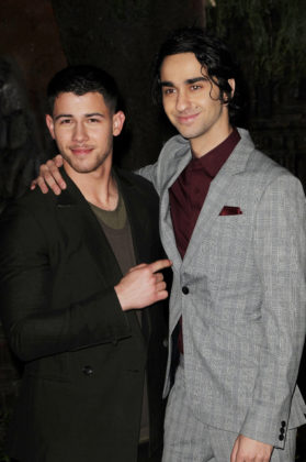 Nick Jonas, Alex Wolff