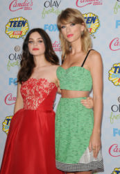 Odeya Rush, Taylor Swift