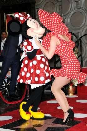 Katy Perry, Minnie Mouse